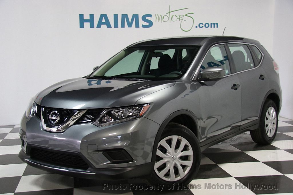 2016 Used Nissan Rogue AWD 4dr S at Haims Motors Serving Fort