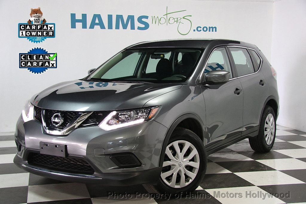 2016 Nissan Rogue AWD 4dr S - 16956950 - 0