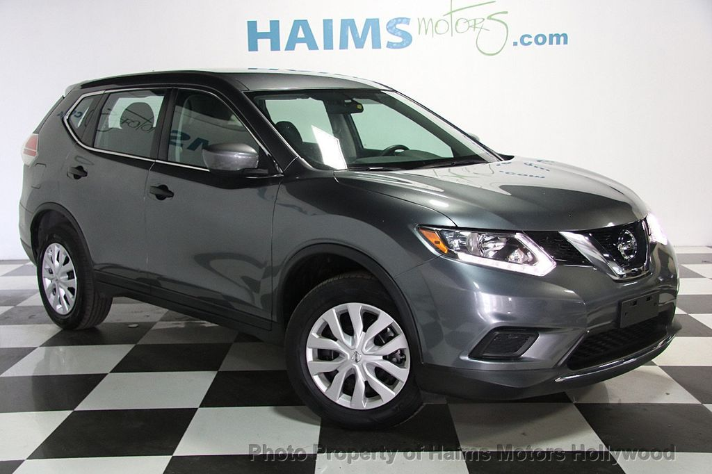 2016 Nissan Rogue AWD 4dr S - 16956950 - 3