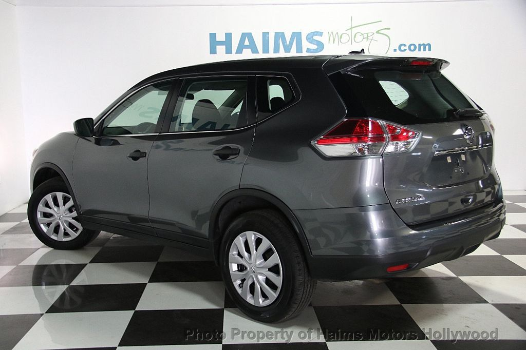 2016 Nissan Rogue AWD 4dr S - 16956950 - 4