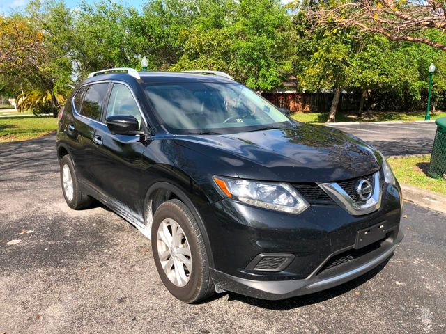 2016 Nissan Rogue AWD 4dr S - Click to see full-size photo viewer