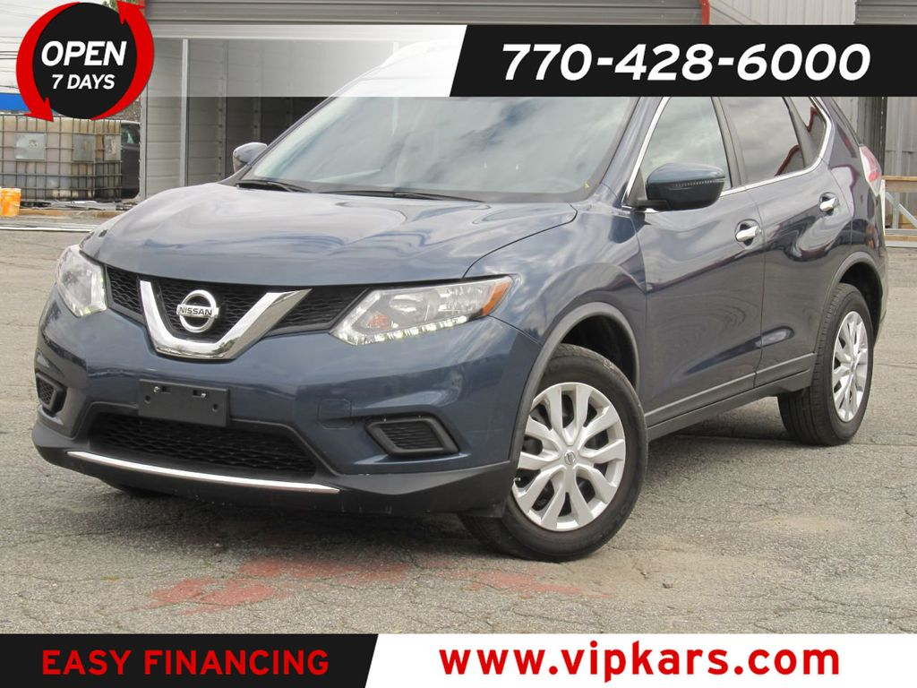 2016 Nissan Rogue AWD 4dr S - 18652758 - 0