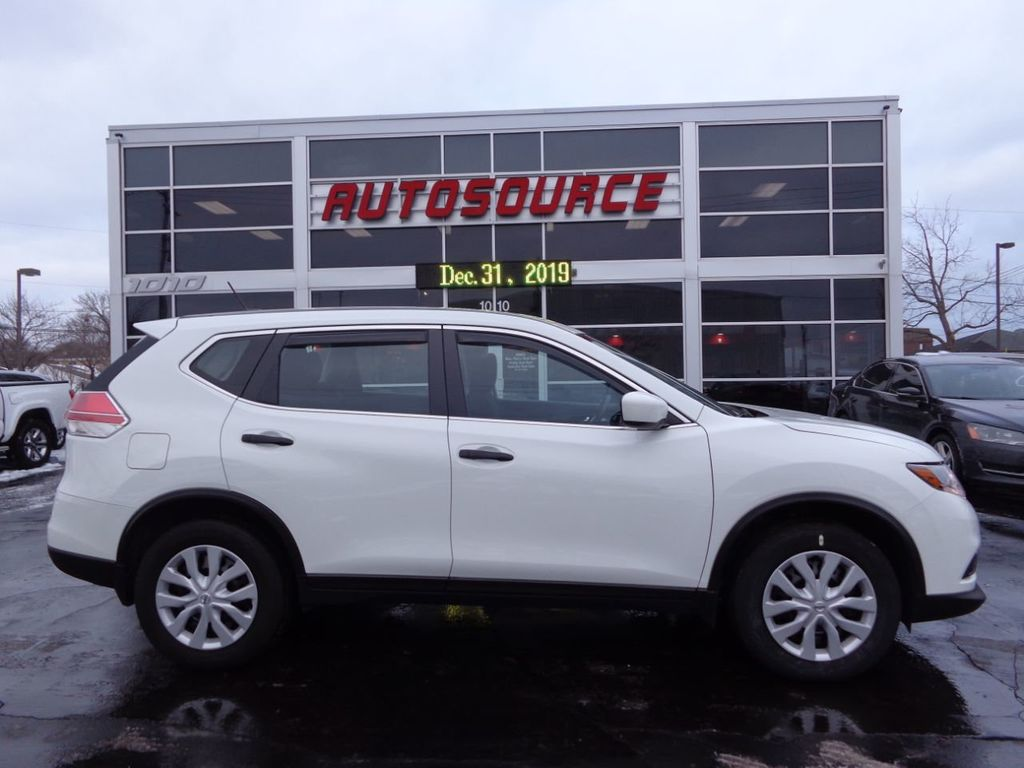Nissan Suv Used >> 2016 Used Nissan Rogue Awd 4dr S At Autosource Motors Inc Serving Milwaukee Wi Iid 19695158
