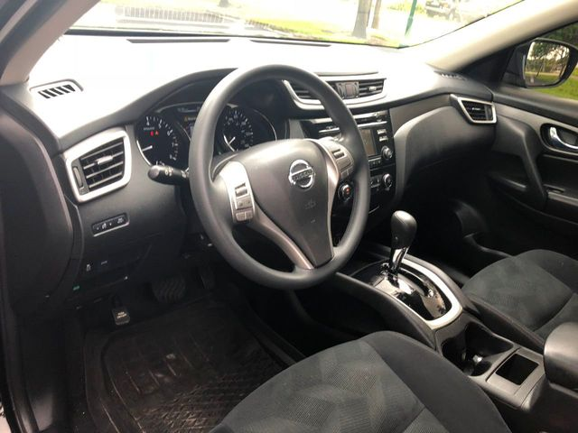 2016 Nissan Rogue AWD 4dr SL - Click to see full-size photo viewer