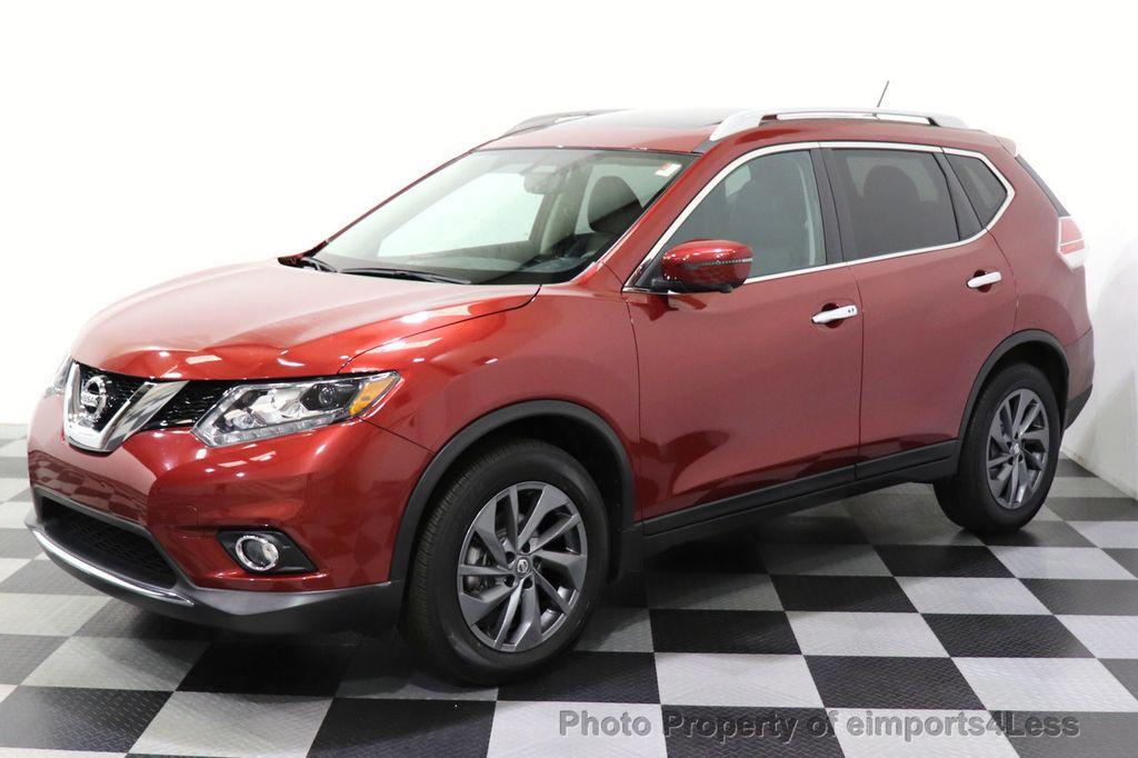 2016 Nissan Rogue CERTIFIED ROGUE SL AWD NAV CAM BLIS BOSE PANO - 18561287 - 13