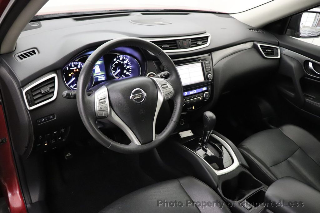 2016 Nissan Rogue CERTIFIED ROGUE SL AWD NAV CAM BLIS BOSE PANO - 18561287 - 32