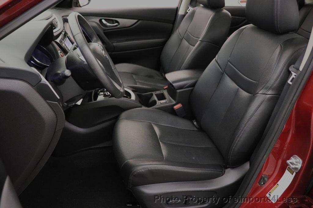 2016 Nissan Rogue CERTIFIED ROGUE SL AWD NAV CAM BLIS BOSE PANO - 18561287 - 37