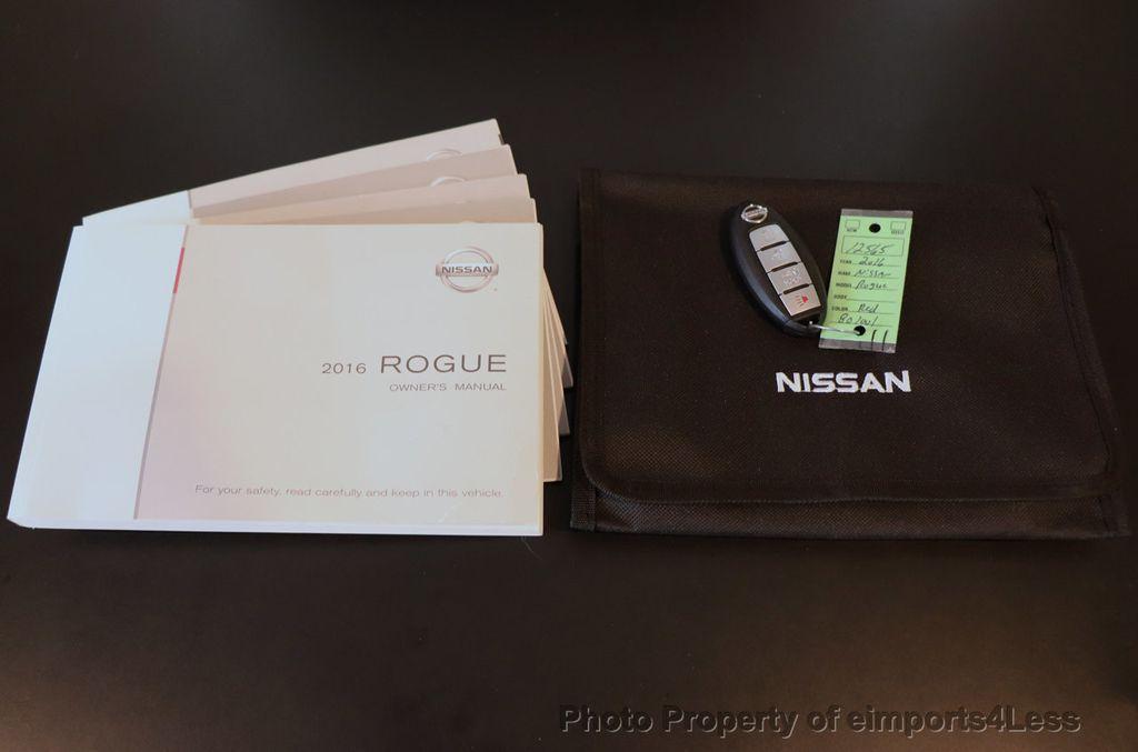 2016 Nissan Rogue CERTIFIED ROGUE SL AWD NAV CAM BLIS BOSE PANO - 18561287 - 39