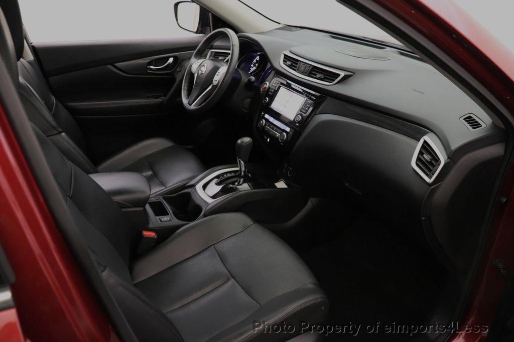 2016 Nissan Rogue CERTIFIED ROGUE SL AWD NAV CAM BLIS BOSE PANO - 18561287 - 49