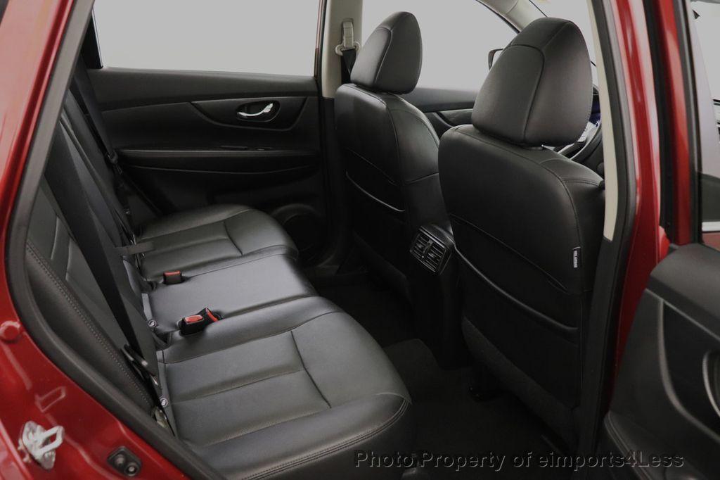 2016 Nissan Rogue CERTIFIED ROGUE SL AWD NAV CAM BLIS BOSE PANO - 18561287 - 51