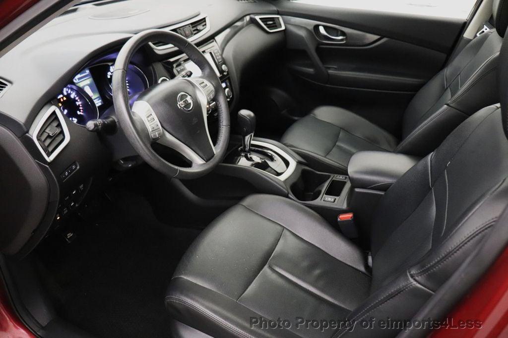 2016 Nissan Rogue CERTIFIED ROGUE SL AWD NAV CAM BLIS BOSE PANO - 18561287 - 5