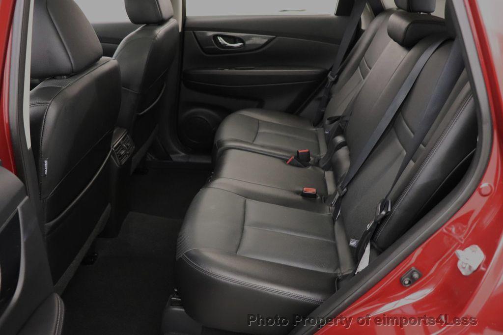 2016 Nissan Rogue CERTIFIED ROGUE SL AWD NAV CAM BLIS BOSE PANO - 18561287 - 7