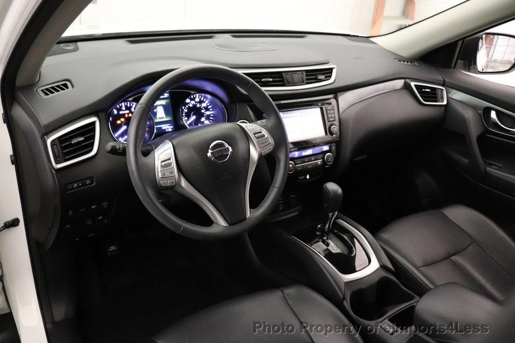 2016 Nissan Rogue CERTIFIED ROGUE SL AWD SUV NAV CAM - 18561272 - 32