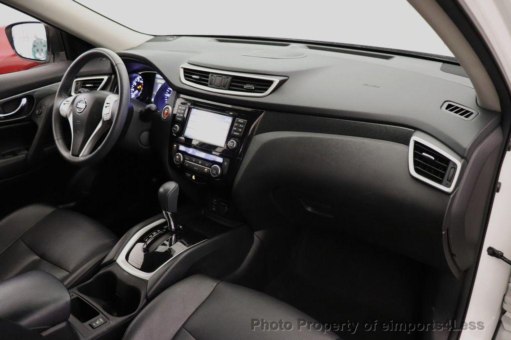 2016 Nissan Rogue CERTIFIED ROGUE SL AWD SUV NAV CAM - 18561272 - 34