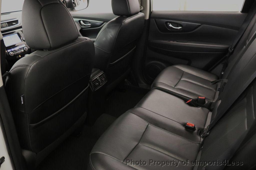 2016 Nissan Rogue CERTIFIED ROGUE SL AWD SUV NAV CAM - 18561272 - 35