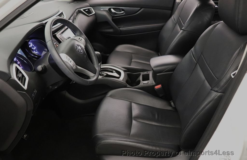 2016 Nissan Rogue CERTIFIED ROGUE SL AWD SUV NAV CAM - 18561272 - 37
