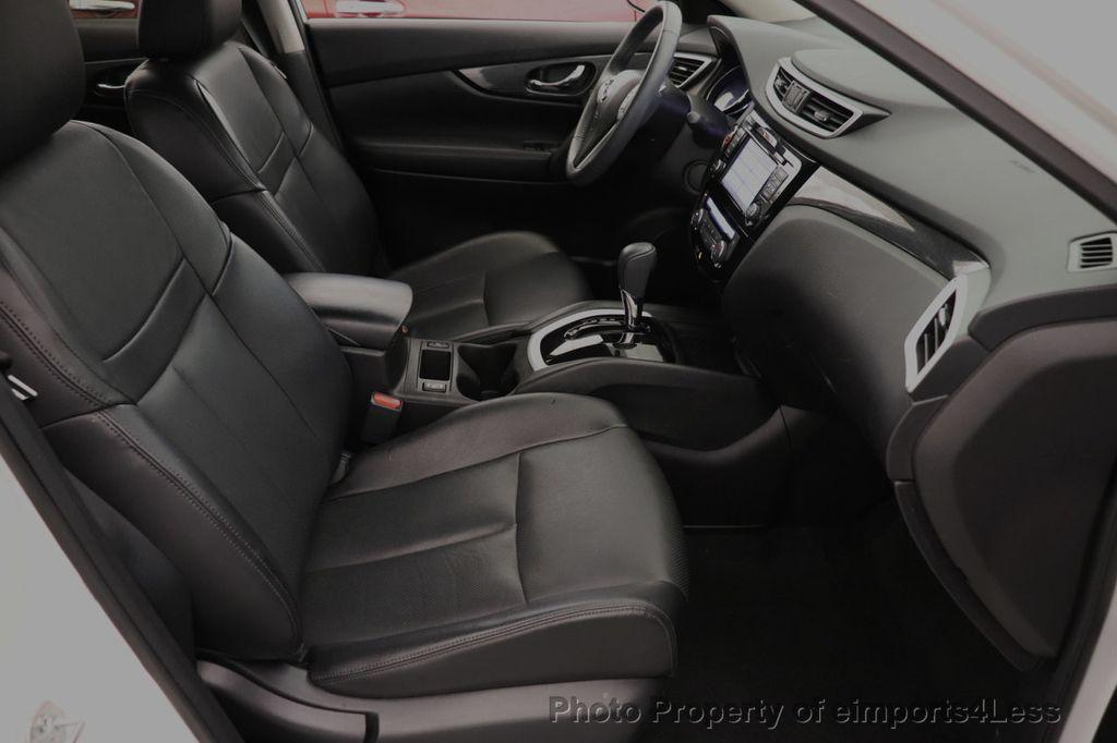 2016 Nissan Rogue CERTIFIED ROGUE SL AWD SUV NAV CAM - 18561272 - 38
