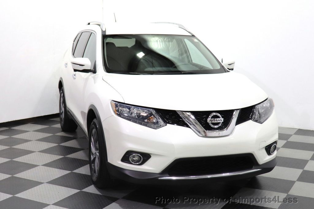 2016 Nissan Rogue CERTIFIED ROGUE SL AWD SUV NAV CAM - 18561272 - 44
