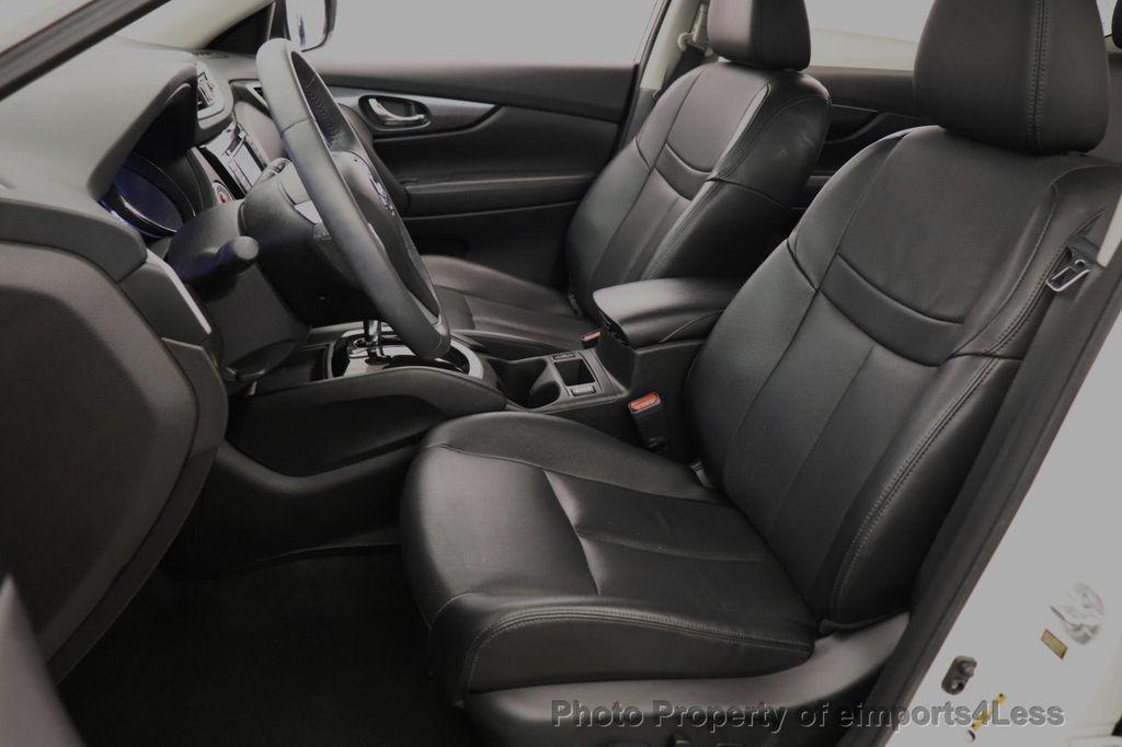 2016 Nissan Rogue CERTIFIED ROGUE SL AWD SUV NAV CAM - 18561272 - 47