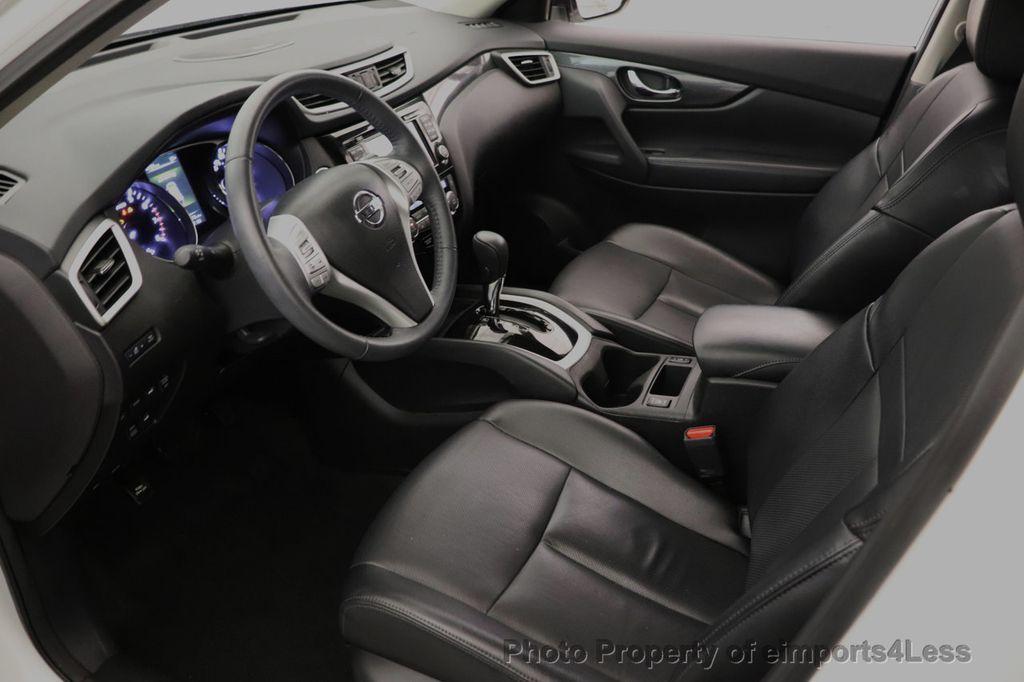 2016 Nissan Rogue CERTIFIED ROGUE SL AWD SUV NAV CAM - 18561272 - 5