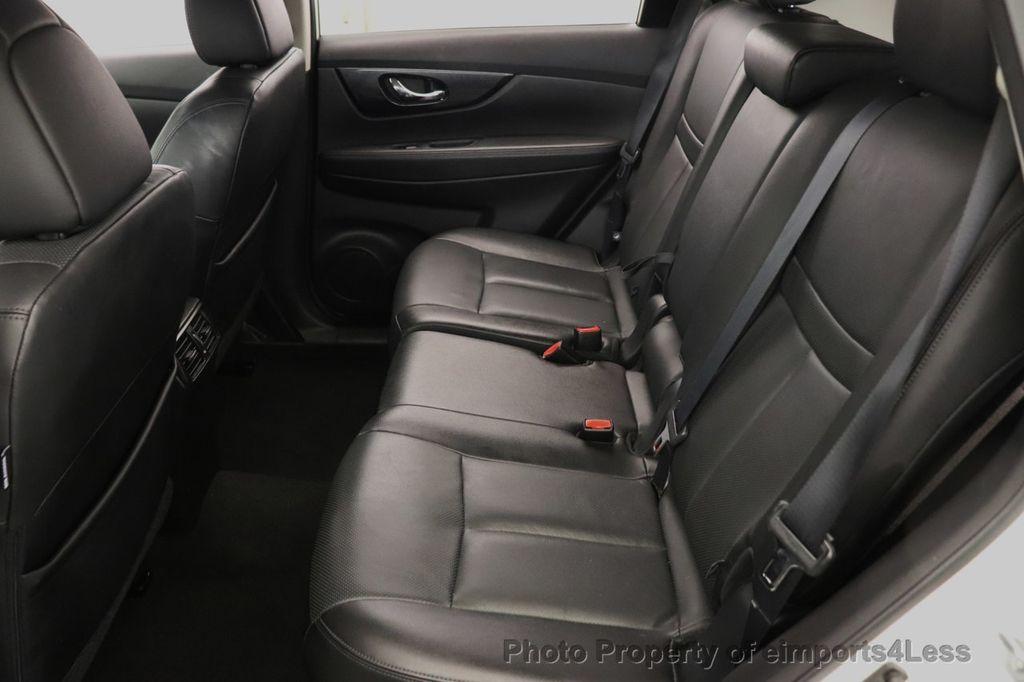 2016 Nissan Rogue CERTIFIED ROGUE SL AWD SUV NAV CAM - 18561272 - 7