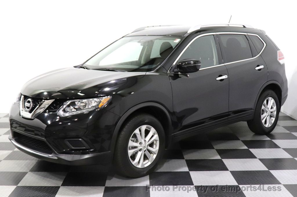 2016 Nissan Rogue CERTIFIED ROGUE SV AWD CAM BLUETOOTH - 18561275 - 13