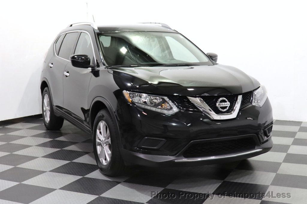 2016 Nissan Rogue CERTIFIED ROGUE SV AWD CAM BLUETOOTH - 18561275 - 14