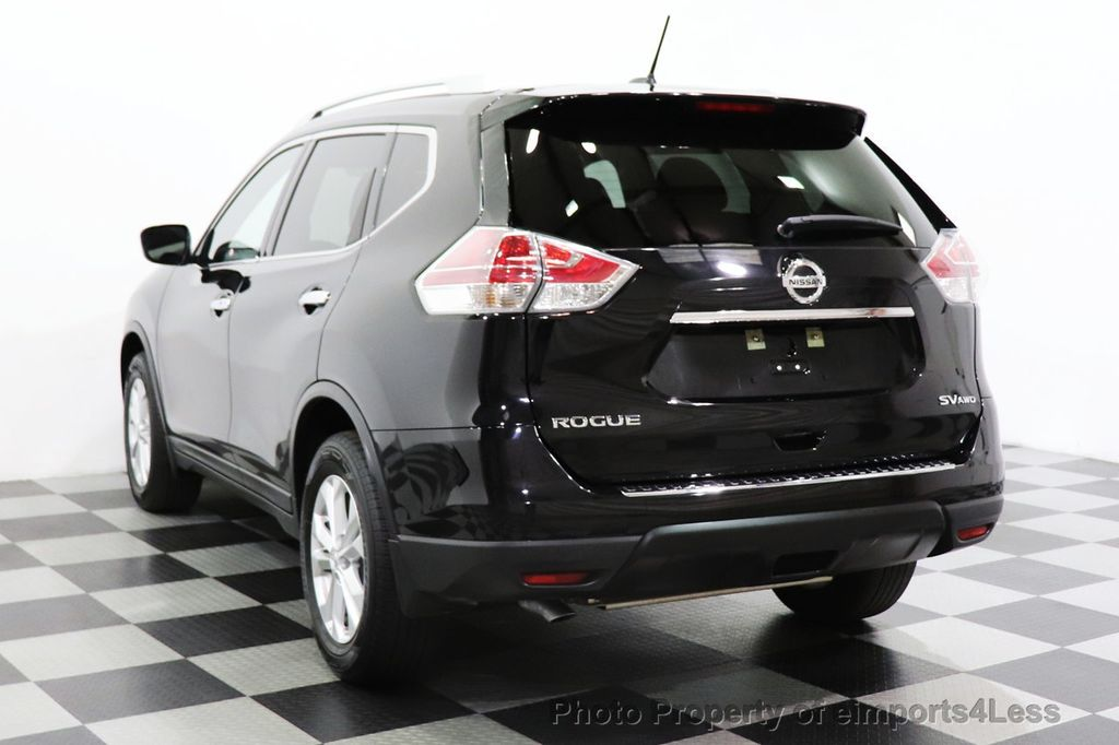 2016 Nissan Rogue CERTIFIED ROGUE SV AWD CAM BLUETOOTH - 18561275 - 15