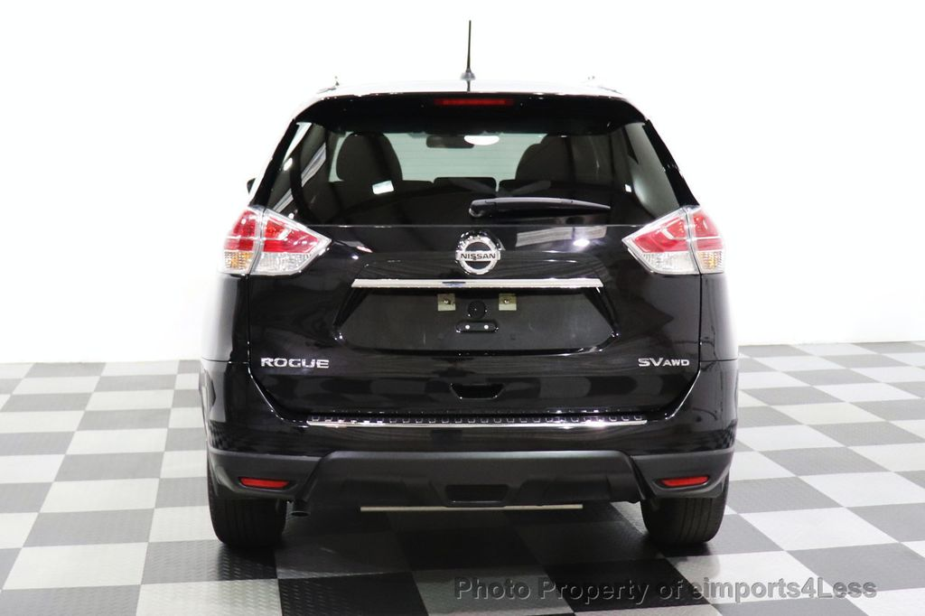 2016 Nissan Rogue CERTIFIED ROGUE SV AWD CAM BLUETOOTH - 18561275 - 16