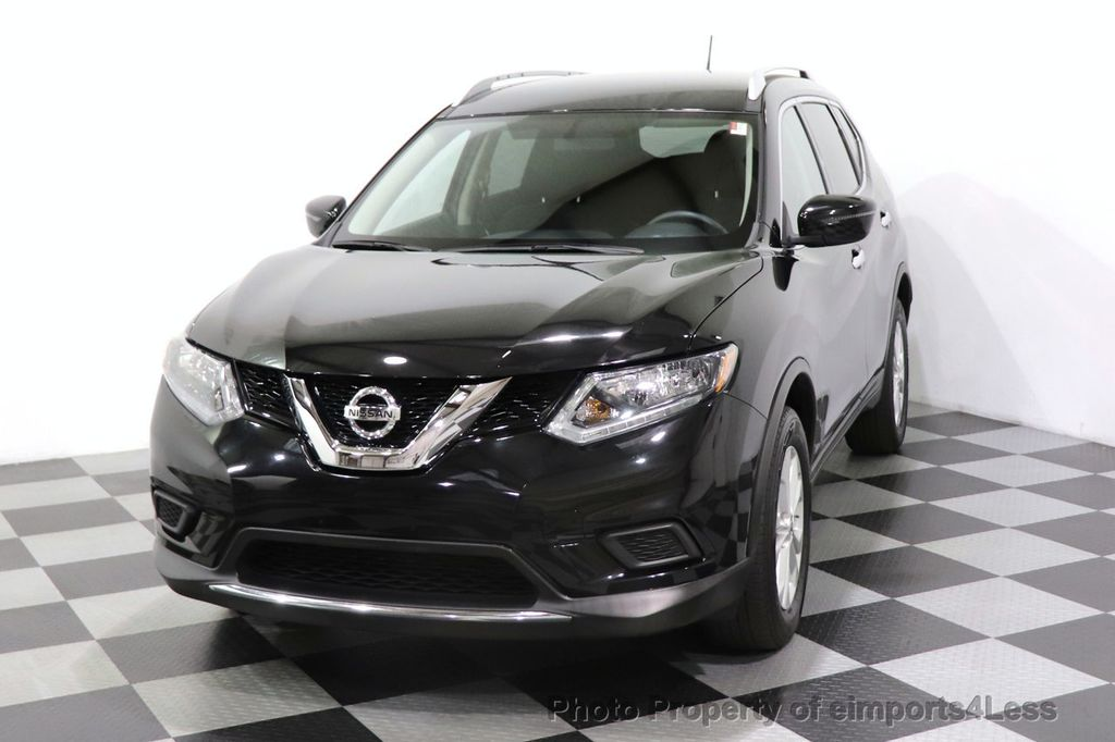 2016 Nissan Rogue CERTIFIED ROGUE SV AWD CAM BLUETOOTH - 18561275 - 27