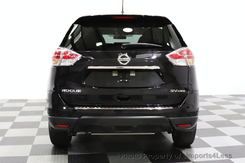 2016 Nissan Rogue CERTIFIED ROGUE SV AWD CAM BLUETOOTH - 18561275 - 30