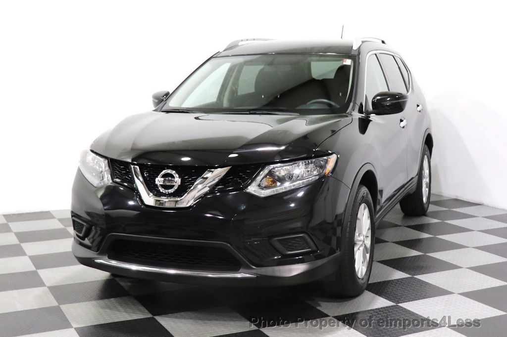 2016 Nissan Rogue CERTIFIED ROGUE SV AWD CAM BLUETOOTH - 18561275 - 43
