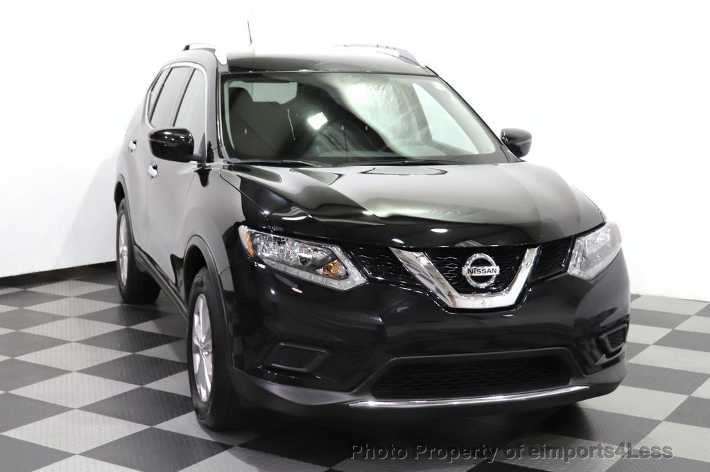 2016 Nissan Rogue CERTIFIED ROGUE SV AWD CAM BLUETOOTH - 18561275 - 44