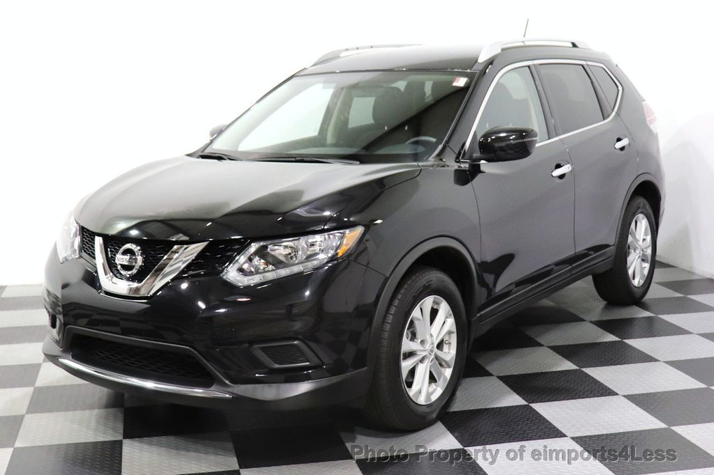 2016 Nissan Rogue CERTIFIED ROGUE SV AWD CAM BLUETOOTH - 18561275 - 51