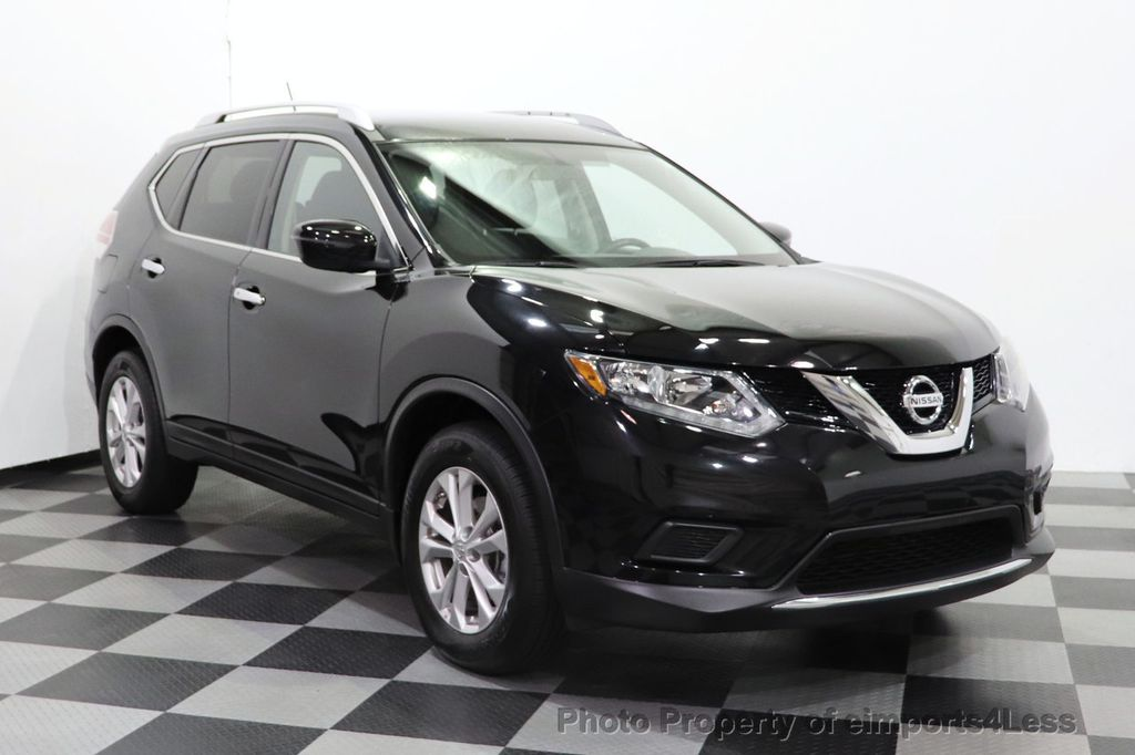 2016 Nissan Rogue CERTIFIED ROGUE SV AWD CAM BLUETOOTH - 18561275 - 54