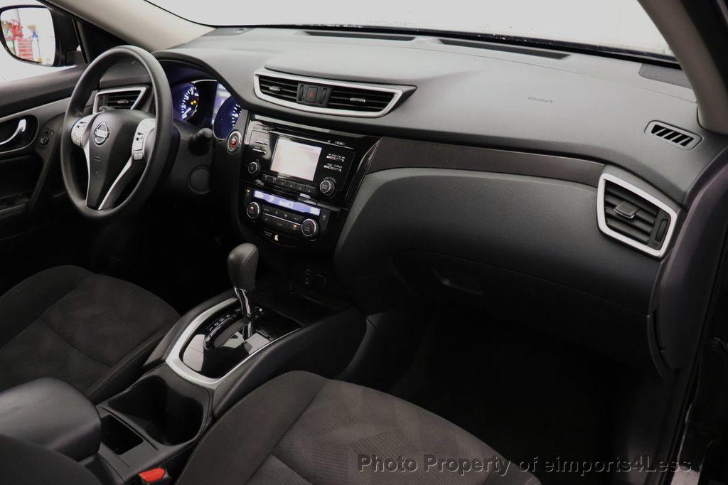 2016 Nissan Rogue CERTIFIED ROGUE SV AWD CAM KEYLESS - 18561278 - 34