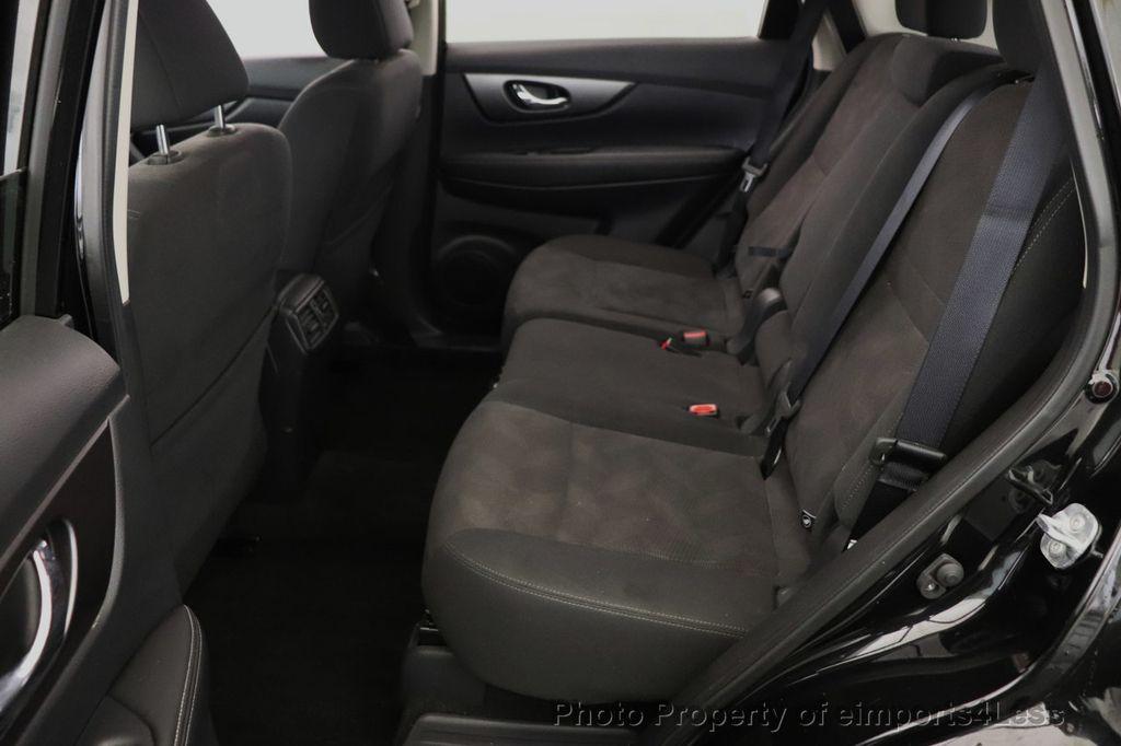 2016 Nissan Rogue CERTIFIED ROGUE SV AWD CAM KEYLESS - 18561278 - 35