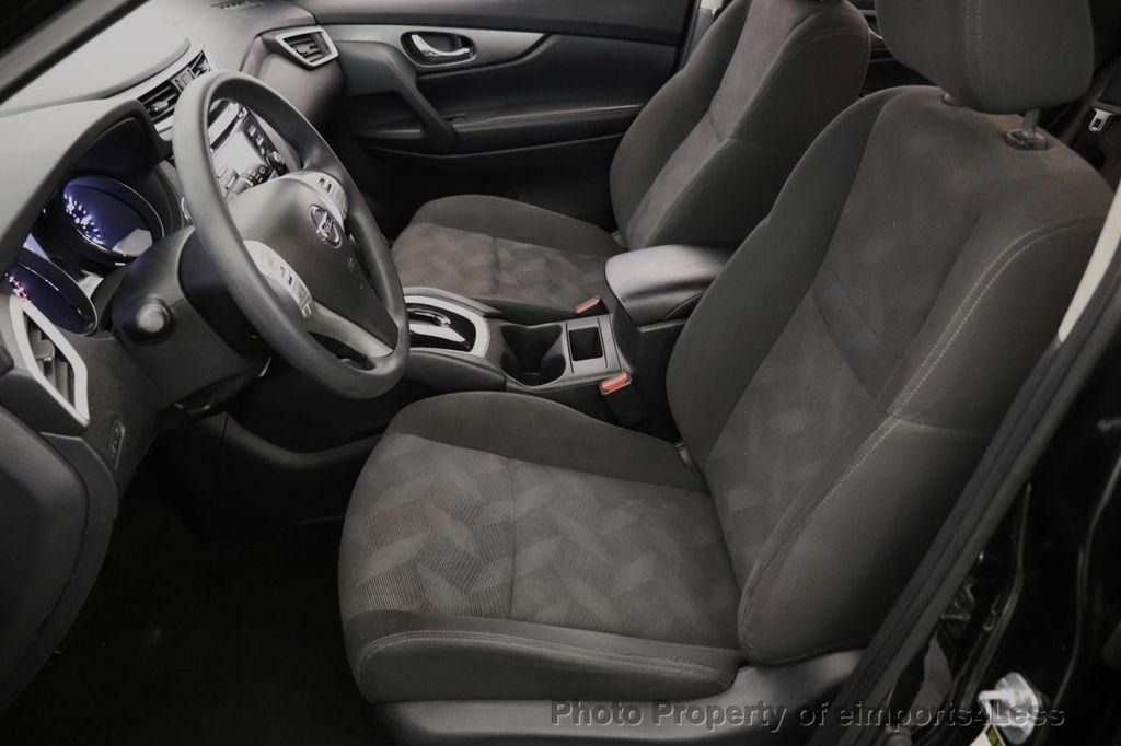 2016 Nissan Rogue CERTIFIED ROGUE SV AWD CAM KEYLESS - 18561278 - 47