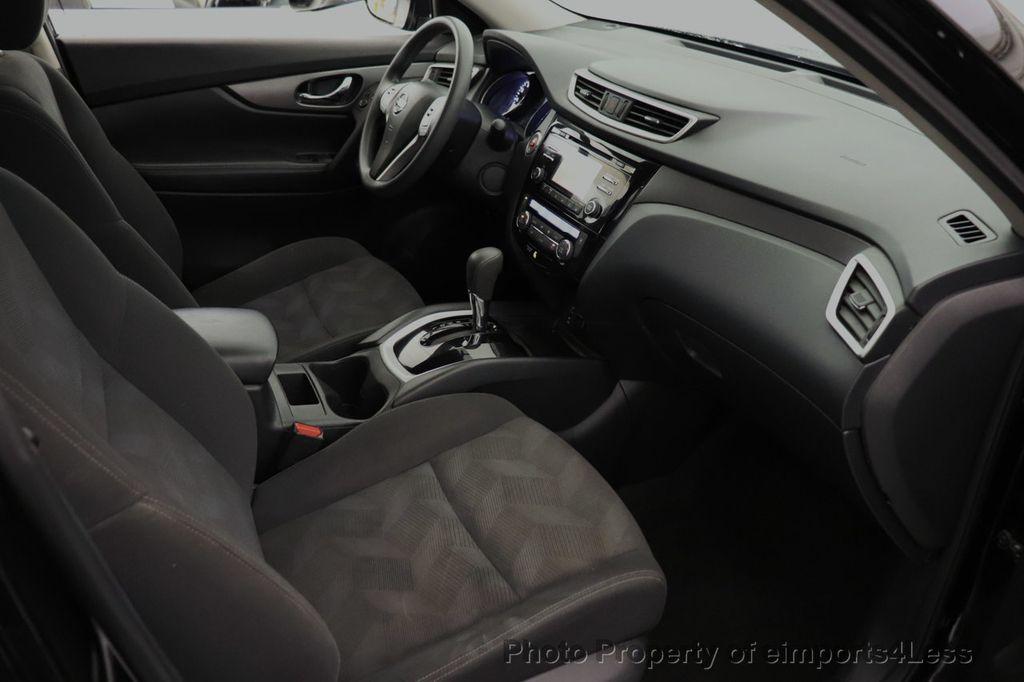 2016 Nissan Rogue CERTIFIED ROGUE SV AWD CAM KEYLESS - 18561278 - 48
