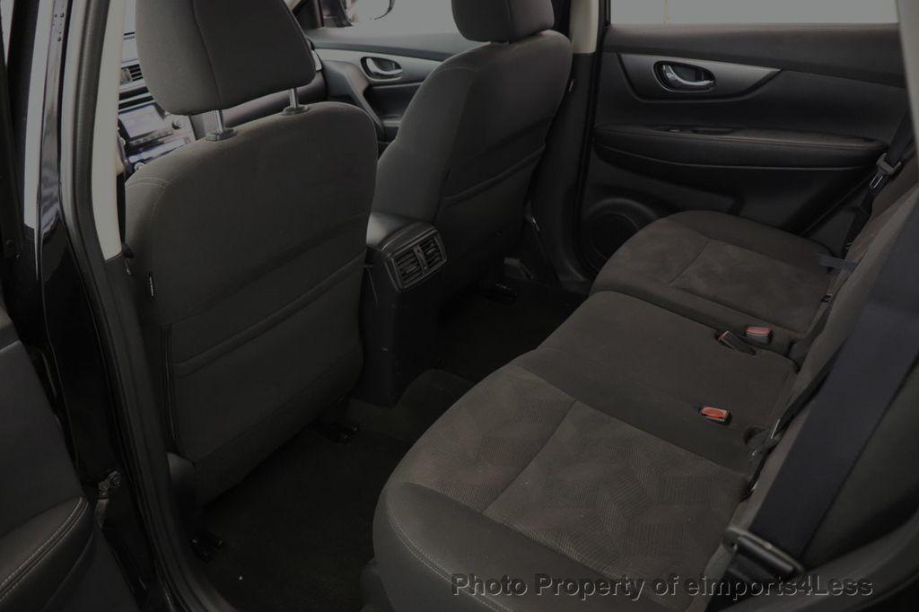 2016 Nissan Rogue CERTIFIED ROGUE SV AWD CAM KEYLESS - 18561278 - 49