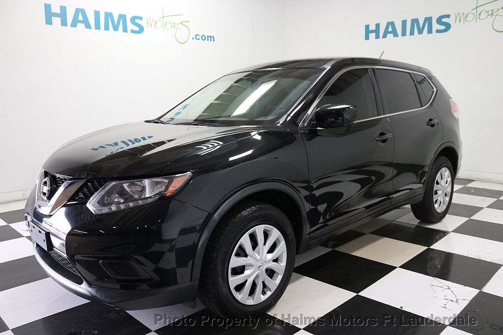 2016 Nissan Rogue FWD 4dr S - 18571115 - 0