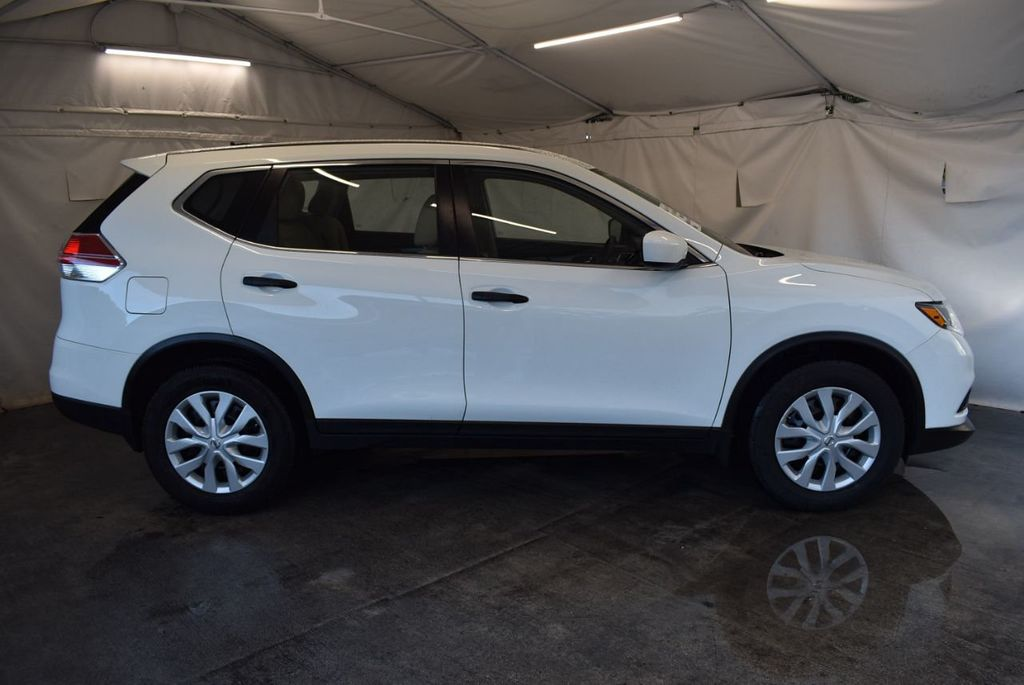 2016 Nissan Rogue FWD 4dr S - 17965862 - 2