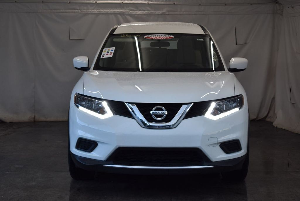 2016 Nissan Rogue FWD 4dr S - 17965862 - 3