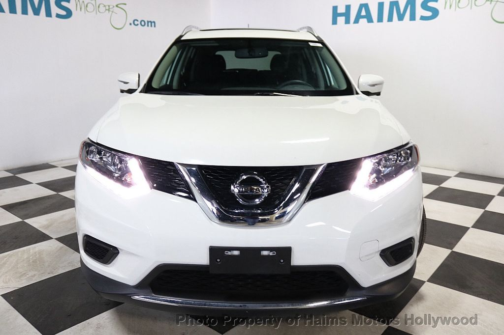 2016 Nissan Rogue FWD 4dr SV - 18584884 - 2
