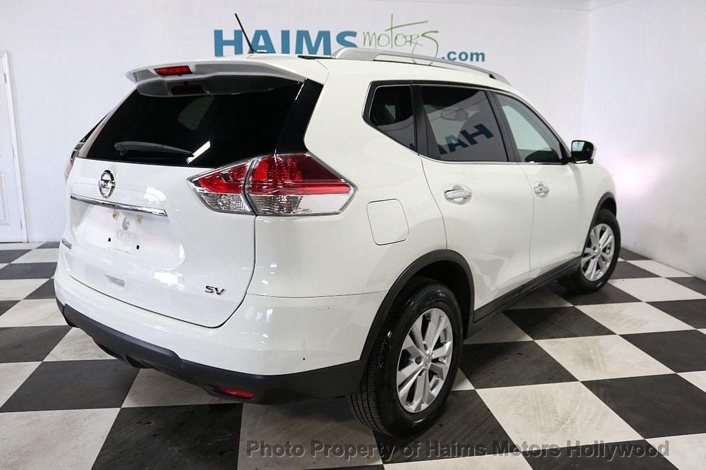 2016 Nissan Rogue FWD 4dr SV - 18584884 - 6
