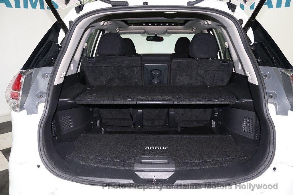2016 Nissan Rogue FWD 4dr SV - 18584884 - 8