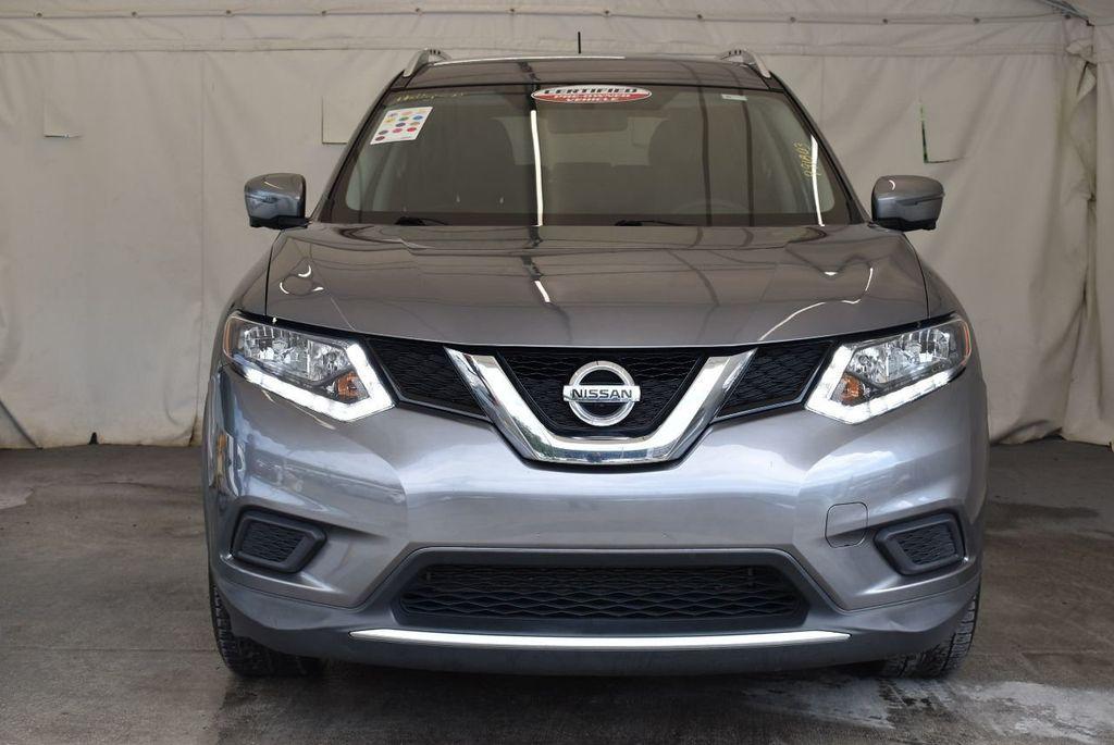 2016 Nissan Rogue FWD 4dr SV - 17705011 - 3