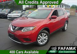 2016 Nissan Rogue - 5N1AT2MV2GC830979