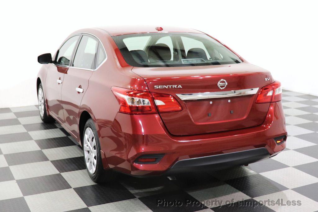 2016 Nissan Sentra CERTIFIED SENTRA SV CAM KEYLESS BLUETOOTH - 18561281 - 45