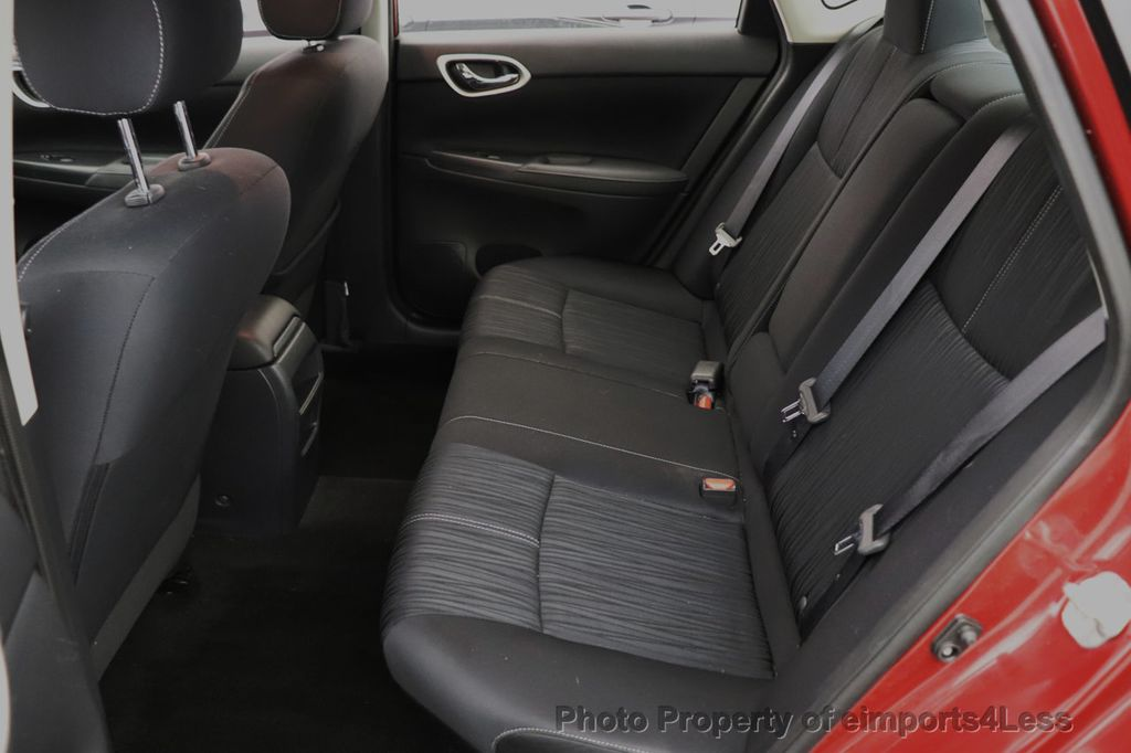 2016 Nissan Sentra CERTIFIED SENTRA SV CAM KEYLESS BLUETOOTH - 18561281 - 49
